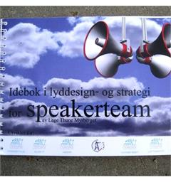 Idebok for speakerteam